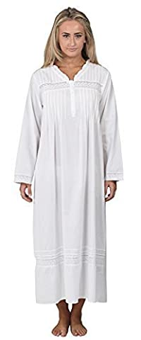 The 1 for U 100% Cotton Nightdress - Annabelle M-
