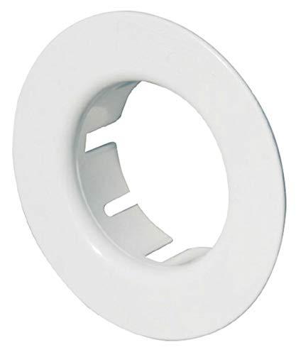 Universalrosette rund 62-74mm für Mauerdurchbruch für Kältemittelleitung oder Kabelkanal