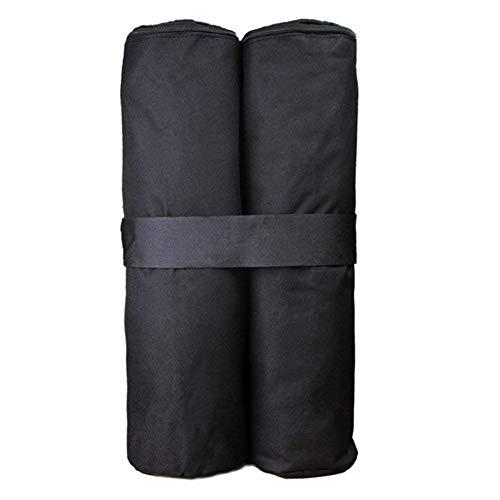 ZREAL Gewicht Sandsäcke Pavillon-Zeltbein belasteter Überdachungs-Fuß für Sonnenschutz im Freien