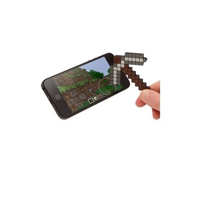 Preisvergleich Produktbild Minecraft - Pickaxe Touchscreen-StiftMinecraft - Pickaxe Touchscreen-Stift Handy, Smartphone, Tablet-PC Stift