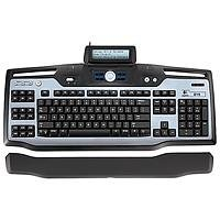 Handbuch Standfuß (Logitech G15 Gaming Tastatur)
