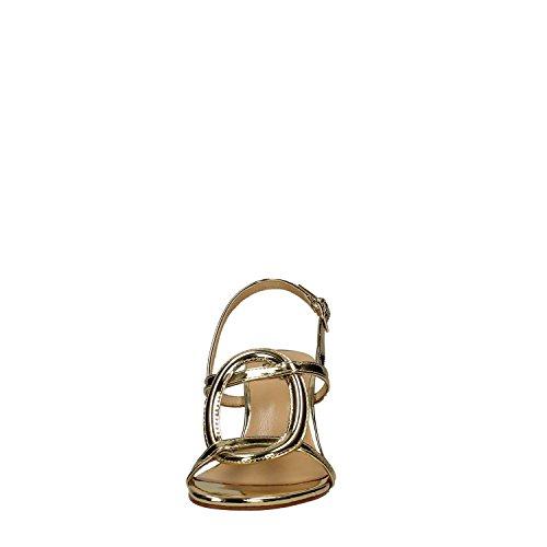 Bibi Lou 740Z70VK Sandalo Con Tacco Donna Oro