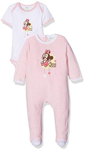 Disney Minnie Mono Corto para Bebés