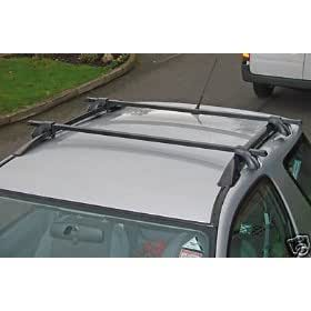 Mazda 5 5dr Mpv With Roof Rails 05 Lockable Roof Bars