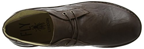 FLY London Chen934fly, Bottes Classiques Homme Marron (Dk Brown 001)