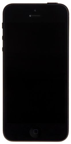 Apple Computer International Apple iPhone 5 Smartphone 16GB (10,2 cm (4 Zoll) IPS Retina-Touchscreen, 8 Megapixel Kamera, iOS 6) schwarz