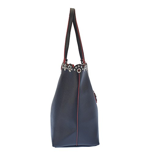 Handtasche mit breiten Griffen 29-44x16x30 cm U.S.Polo Association YxxLKPL
