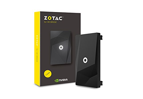 ZOTAC SLI HB Bridge 2 Slot Designed for ZOTAC Geforce GTX 10 Series Graphics Cards