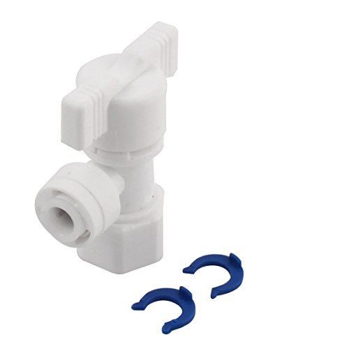 Adapter 1/4 Rohr (sourcingmap Garten 1/4