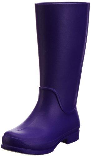 Crocs Wellie, Bottes de pluie homme Violet (Ultraviolet/Oyster)