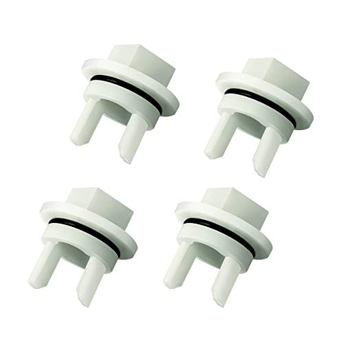 AIEVE 4 Stück Kupplung Mühle Ersatzteile Zubehör für Bosch MUM4757/MUM4780/MUM4855/MUM4756/MUM4657 Fleischwolf