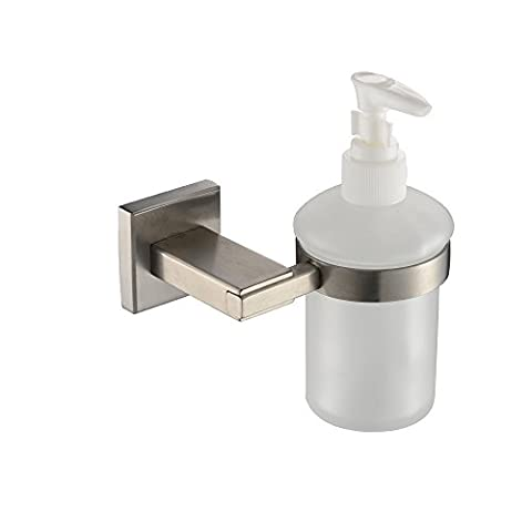 KES Bathroom Lavatory Soap Lotion Dispenser Pump Wall Mount with