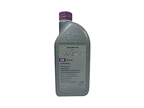 Genuine VW Audi ready mixed G13 coolant 1.5 litre