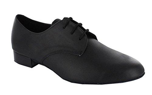 amp; F Moda M Sapatos Dança De Preto daqRaHZn