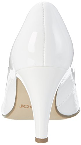 Gabor Shoes Fashion, Scarpe con Tacco Donna Bianco (weiss+Absatz 71)