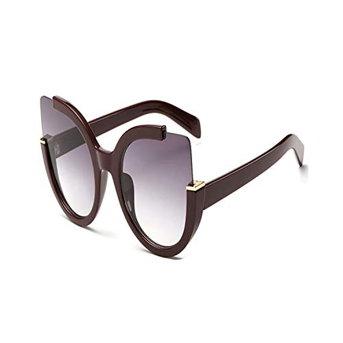 Sportbrillen, Angeln Golfbrille,Cat Eye Sunglasses Women HD Lens Glasses Frame Feminino Fashion Luxury Sun Glasses UV400 For Male Female ZAORED