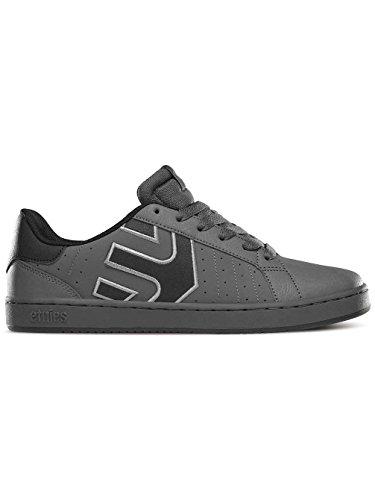 Etnies Fader Ls, Herren Skateboardschuhe Grey / Black