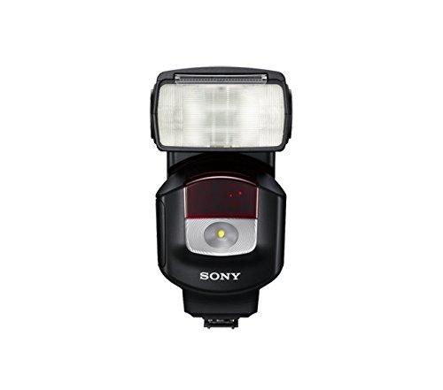 Sony HVL-F60M Systemblitzgerät (Quick Shift Bounce, Leitzahl 60-105 mm Brennweite, ISO 100) schwarz