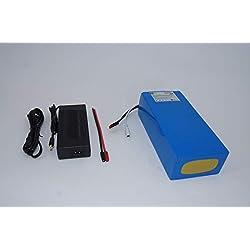 48V 15Ah 720Wh Akkupack Pedelec E-Bike Scooter Lithium-Ionen Batterie Battery incl. BMS + Ladegerät