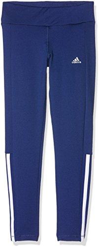 Adidas Yg Gu Tight Collant, Multicolore (Tinuni/Bianco/Plamat), 170
