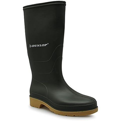 Dunlop - Botas de agua Mujer
