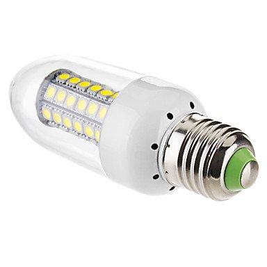 FDH 7W E26/E27 Luces de velas LED SMD 5050 C35 63 650 lm decorativo blanco natural 220-240 V CA