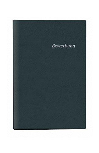 Preisvergleich Produktbild Veloflex 4941080 - Bewerbungsmappe 2-teilig, DIN A4, schwarz