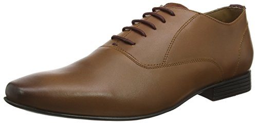 KG by Kurt Geiger Kenworth, Chaussures à lacets homme Marron (Beige)