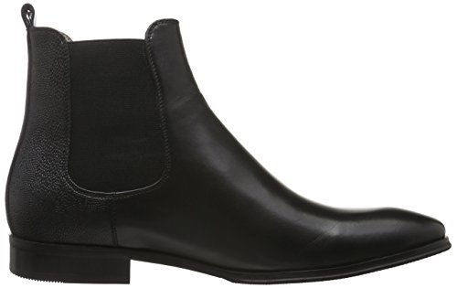 Belmondo Herren 752331 01 Chelsea Boots Schwarz (Nero)