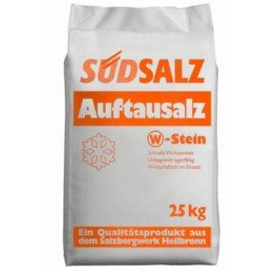 25 kg Streusalz Auftausalz Straßensalz Salz Streumittel