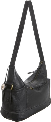 The Sak - Kendra Hobo donna Black