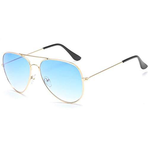 JIGHB Sonnenbrille weiblich Niedliche Flieger Sonnenbrillen weibliche Flieger Sonnenbrillen Brillengestell Vintage