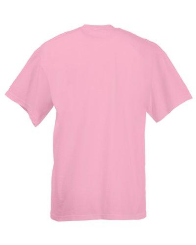 Fruit Of The Loom maglietta a maniche corte Light Pink