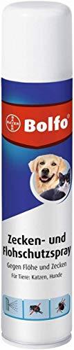 Bayer Vital GmbH Bolfo Flohschutz Spray ve 250 ml -
