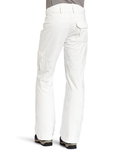 Sunice Damen Stella Isolierter Ski Hose Winter-Weiß