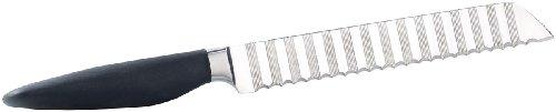 TokioKitchenWare Antihaft-Brotmesser mit 20,5 cm Klinge
