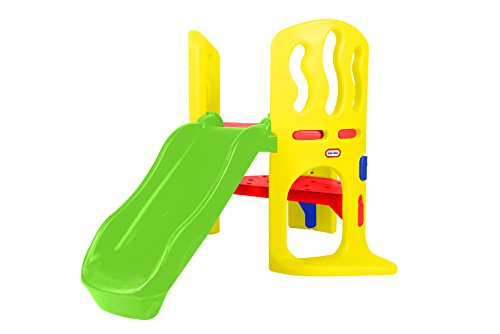 little tikes 172809E3 - Hide and Slide Climber Primary
