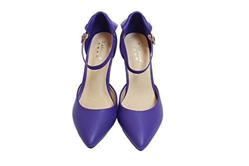 CFP , Bride de cheville femme PurpleBlue