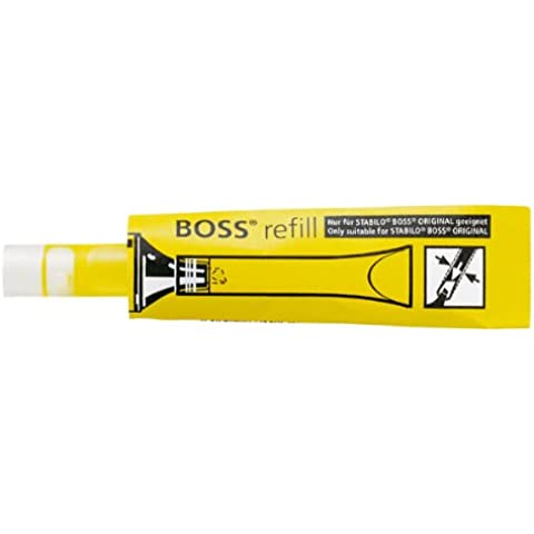 Evidenziatore Stabilo Boss Original 070/24sistema di riempimento 3ml (Confezione da