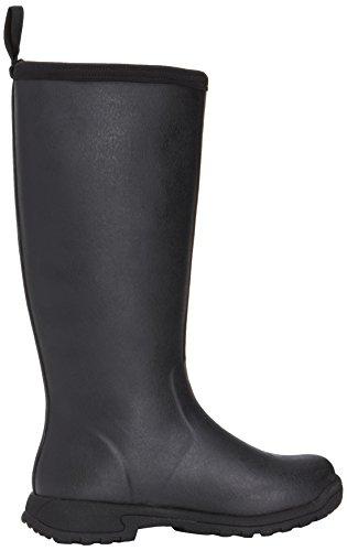 Muck Boots BREEZY Tall, Stivali da Donna Nero (Schwarz (Black))
