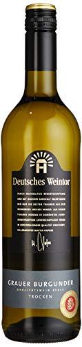 Deutsches Weintor Grauburgunder trocken 2017/2018,6 x 0.75 l