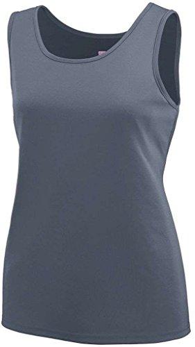 Augusta de vêtements de sport Formation Débardeur pour femme Graphite