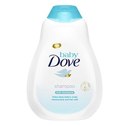 Champú Baby Dove hidratación profunda 400ml - Pack de 6: 2400ml
