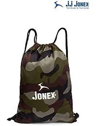 JJ Jonex Design Reversible Super String Bag Waterproof Quality Backpack For Running, Football, Riding, Gym Bag...