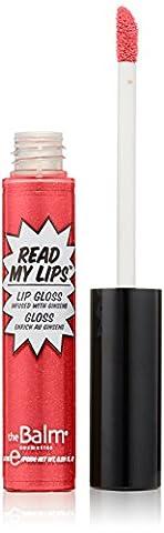 theBalm Read My Lips Lip Gloss, ZAAP! 6.5 ml