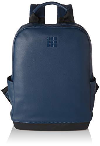 Moleskine zaino classic small, zainetto porta pc compatibile con computer, laptop, notebook e ipad fino a 13'', dimensioni 27 x 36 x 9 cm, colore blu zaffiro