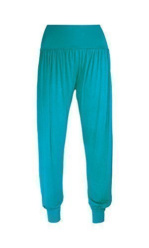 womens-ali-baba-legging-ladies-full-length-baggy-hareem-trouser-pant-8-10-12-14-uk-12-14-m-l-turquoi