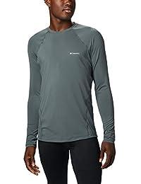 Columbia Midweight Stretch C - Camiseta Térmica De Manga Larga Hombre
