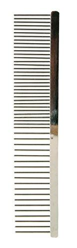 Trixie 2395 Metall Kamm, 16cm, Breit Zähne -