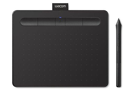 Wacom Intuos - Tamaño S - CTL-4100WLK-S - Tableta Gráfica con Lápiz